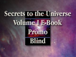 Secrets to the Universe by Wit Promo Banner Blind