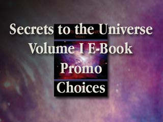 Secrets to the Universe by Wit Promo Banner Choices