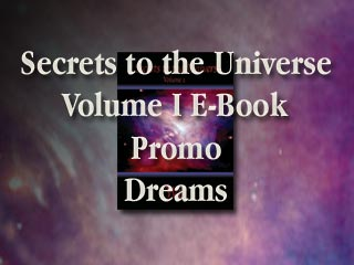 Secrets to the Universe by Wit Promo Banner Dreams