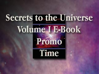 Secrets to the Universe by Wit Promo Banner Time