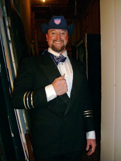 Wit as Lt. Lorne Order